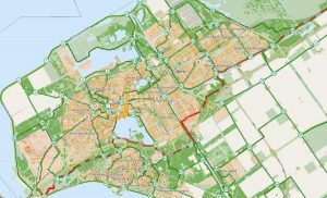Almere Bike Paths
