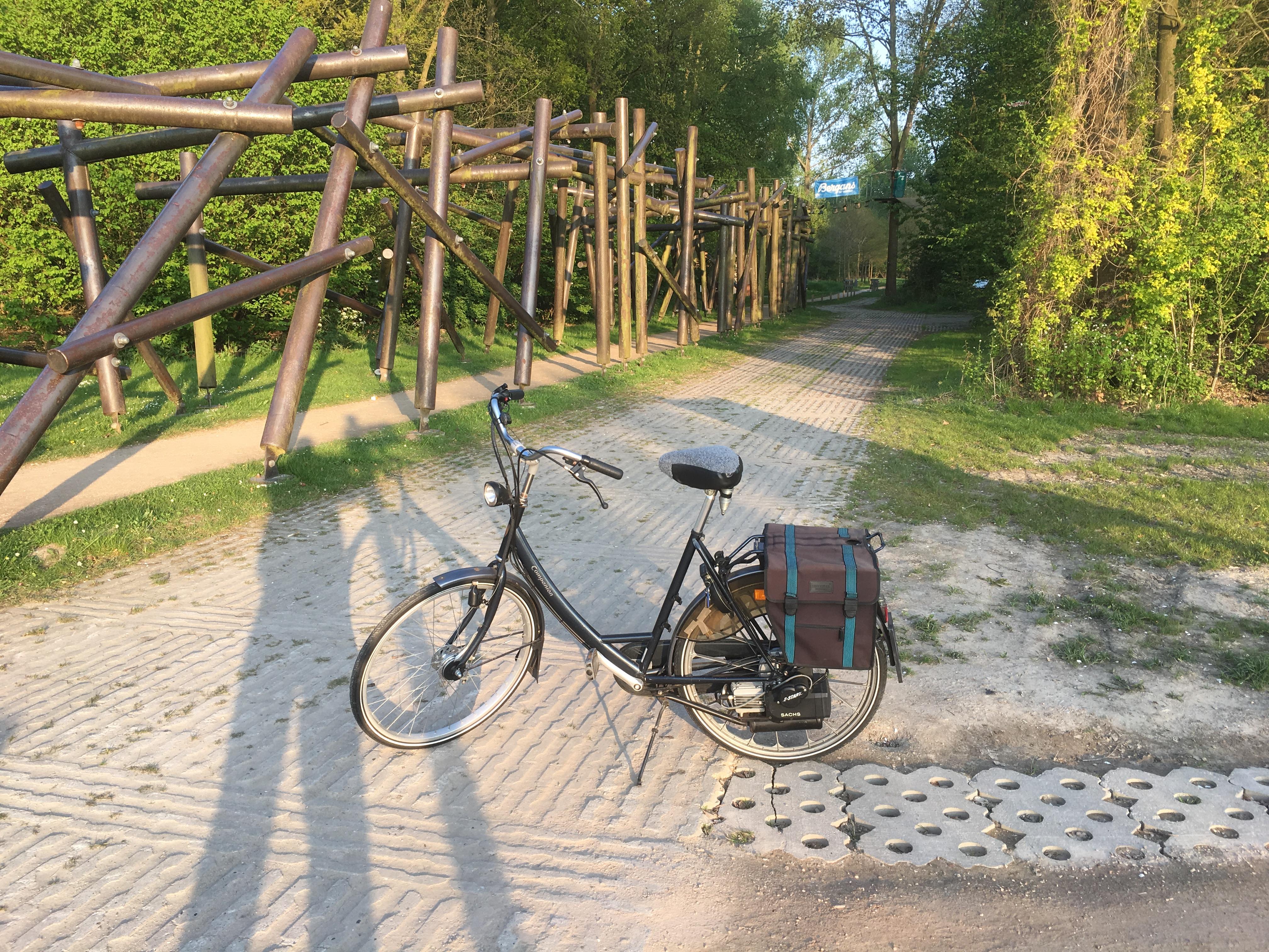 Almere Bike Tour - Southern Dike & Kemphaan - Almere Tours