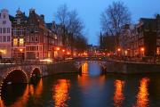 Amsterdam 15 Bridge View