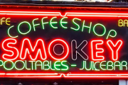Amsterdam Cannabis Coffeeshop